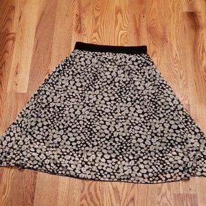 EUC LuLaRoe Lola skirt